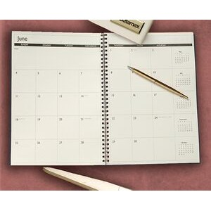 Large Format Monthly Planner (8-1/2