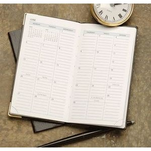 The Pocket Monthly Planner (3-1/8