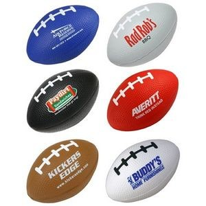 "2 1/2"" Football Shape Stress Ball"