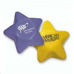 PU Stress Reliever Star Shape
