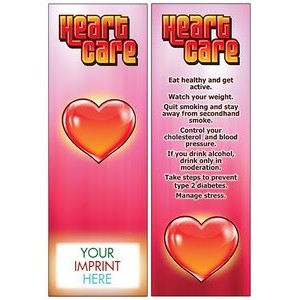 Heart Care Bookmark