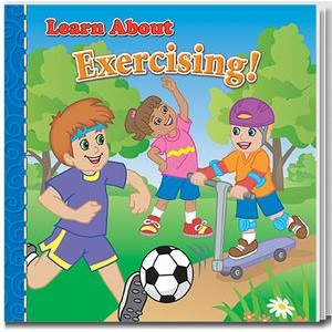 Storybook - Learn About Exercising