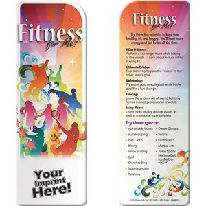 Bookmark - Fitness for Me!