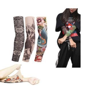 Seamless Nylon Tattoo Arm Sleeves/Team Sleeves