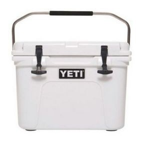 YETI® Roadie® 20 - White Cooler (Blank)