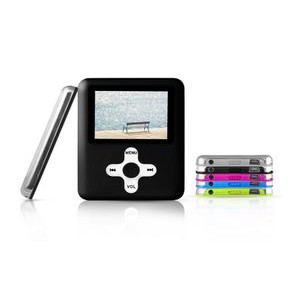 iBank(R)MP3/MP4 Video Music Player with 8G Memory / Voice Recorder (Black)