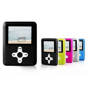 iBank(R)MP3/MP4 Video Music Player with 16G Memory / Voice Recorder