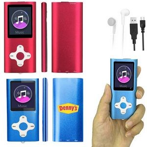 iBank(R) MP3/MP4 Video Music Player with 4G Memory / Voice Recorder (Pink)
