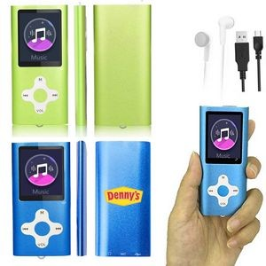 iBank(R) MP3/MP4 Video Music Player with 4G Memory / Voice Recorder (Green)