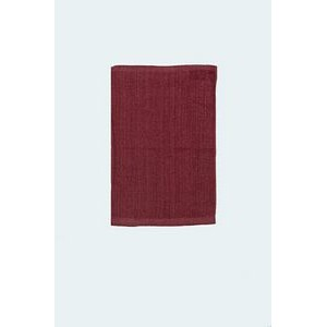 "Rally Towel (11"" x 18"") Burgundy (Blank)"