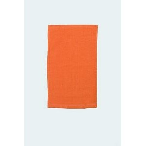 "Rally Towel (11"" x 18"") Orange (Blank)"