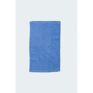 "Rally Towel (11"" x 18"") Sky Blue (Blank)"