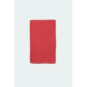 "Rally Towel (11"" x 18"") Red (Blank)"