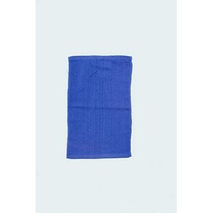 "Rally Towel (11"" x 18"") Dark Royal Blue (Blank)"