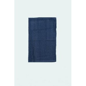 "Rally Towel (11"" x 18"") Navy (Blank)"