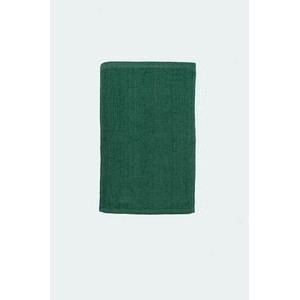 "Rally Towel (11"" x 18"") Hunter Green (Blank)"
