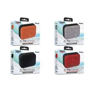 In The Lounge Bluetooth Speaker (Case of 12)